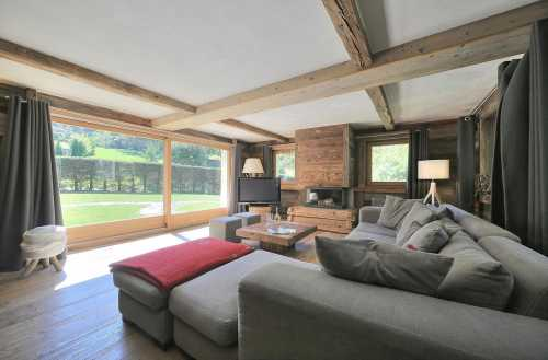Apartment, MEGEVE - Ref 71644